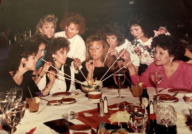The best 80s fashion moments - perms in the 80s