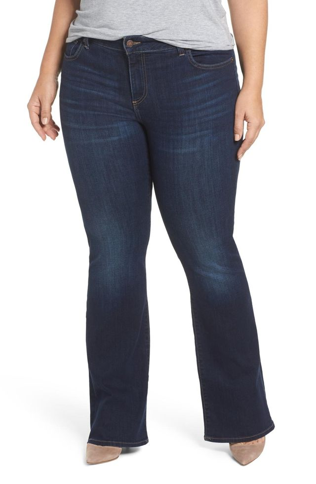 Ginger Bootcut Jeans