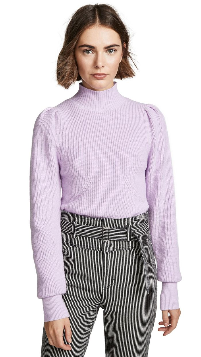 The Fall Sweater Trend We're Seeing Everywhere