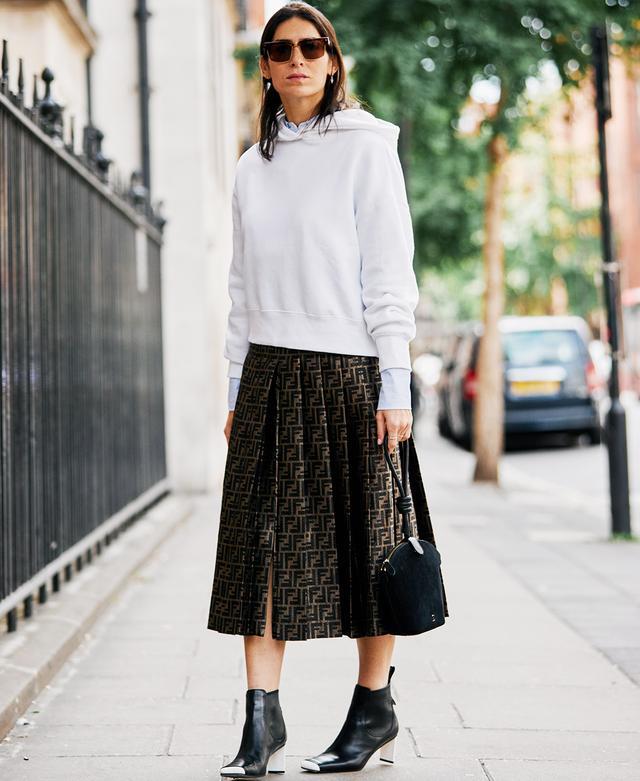 perfect jumper skirt outfit ideas girls