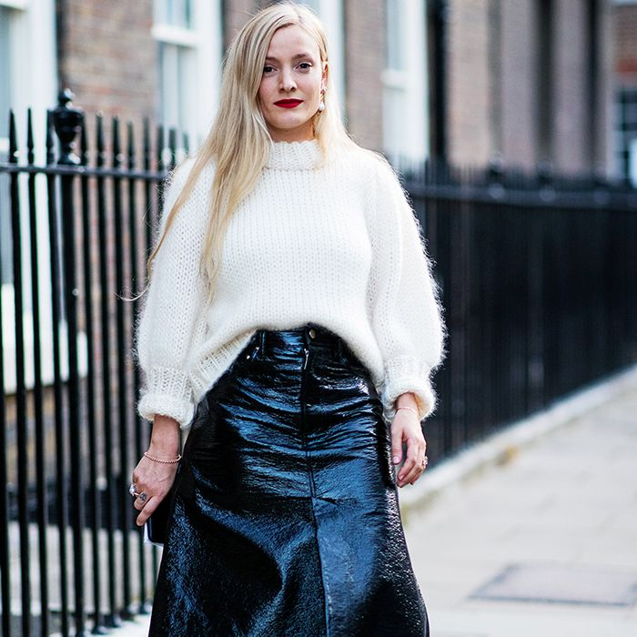 96fa28f1463 I ll Be Wearing These Jumper-and-Skirt Pairings Into 2019