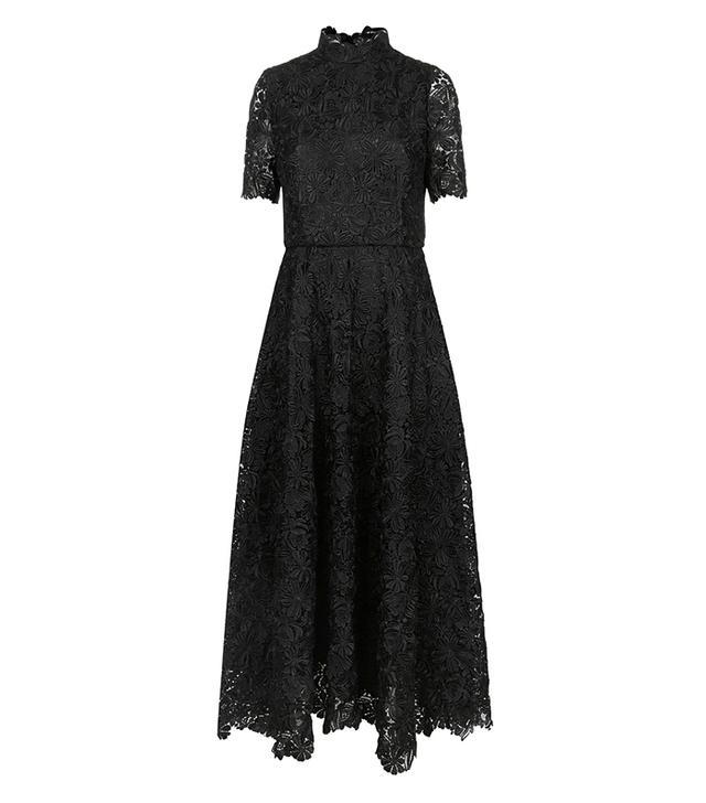 Olivia Rubin Lola Black Lace Dress