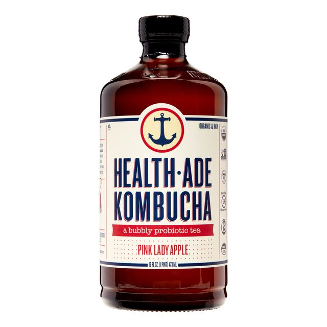 Health Ade Pink Lady Apple Kombucha