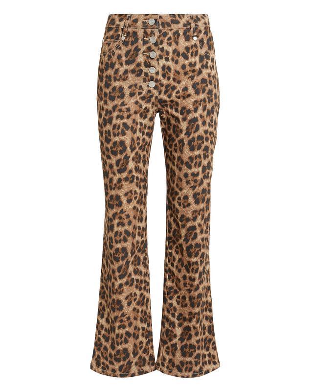 Miaou Junior Leopard Jeans Leopard