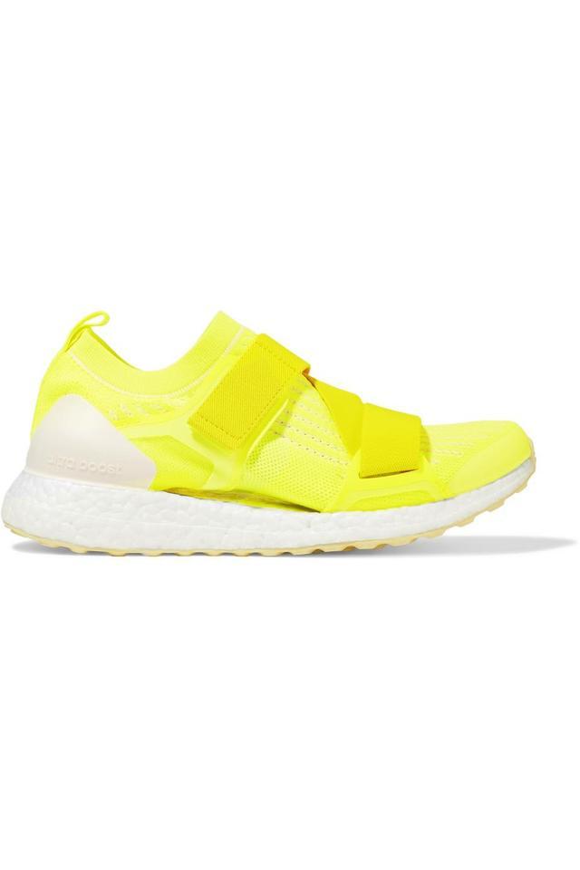 Ultraboost X Neon Primeknit Sneakers