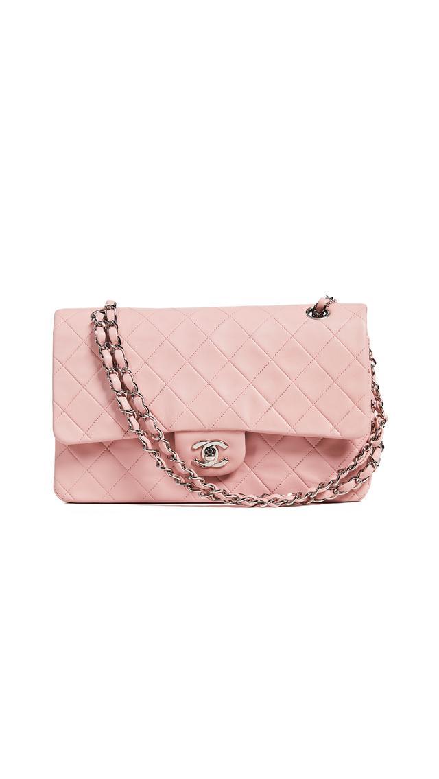 Chanel Pink 2.55 10 Bag