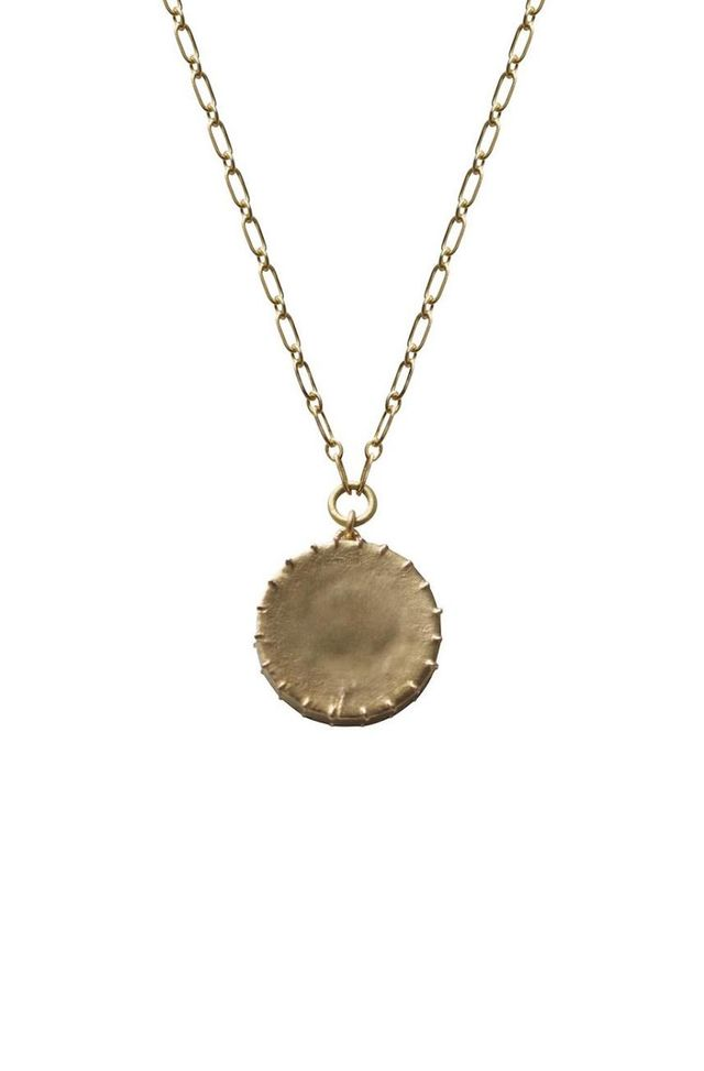 Laura Lombardi Dial Charm Necklace
