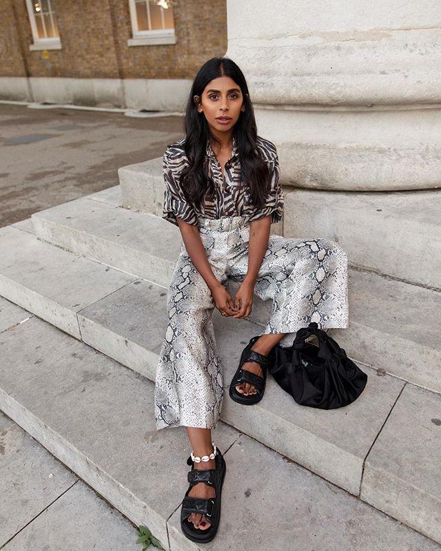 Fashion style Wear you Would Zebra print? for woman