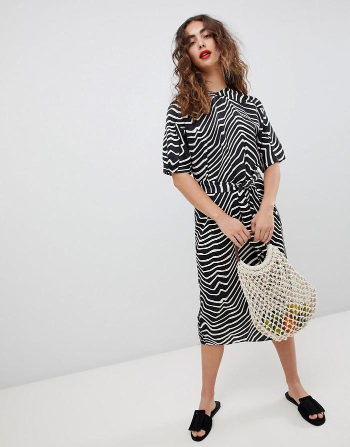 How To Wear Zebra Print Like A Style Pro Who What Wear
