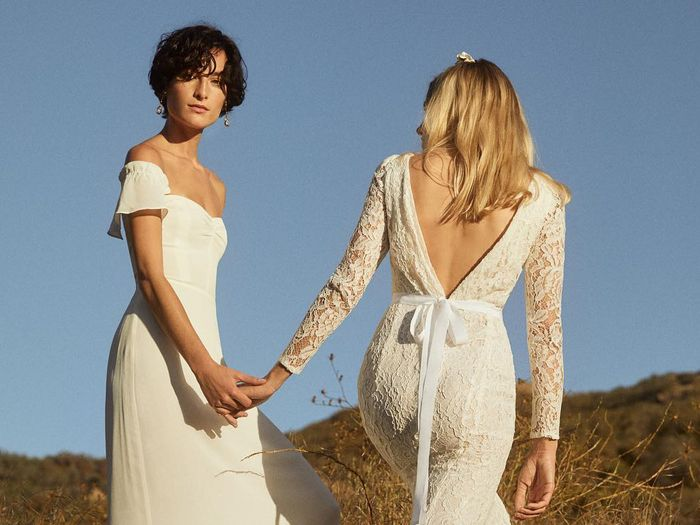 Most Popular Dresses for Weddings