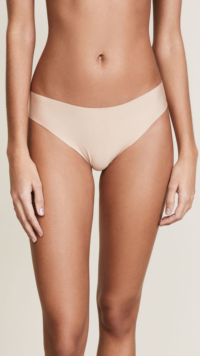 Butter Mid Rise Thong