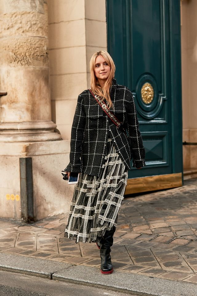 fall street style in Paris