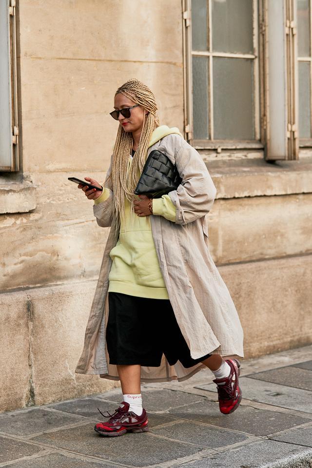 best Paris street style