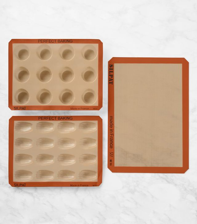 Williams Sonoma Silpat Silicone Ultimate Baking Set