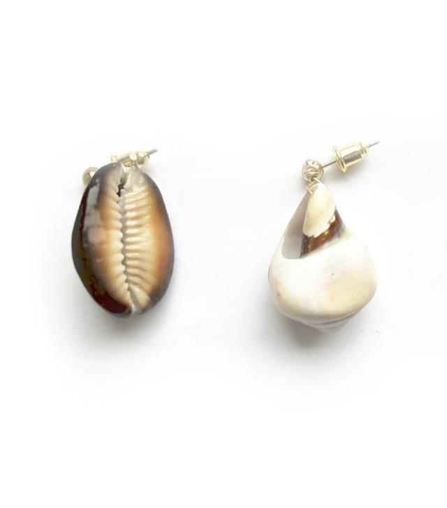SVNR Droplet Earring