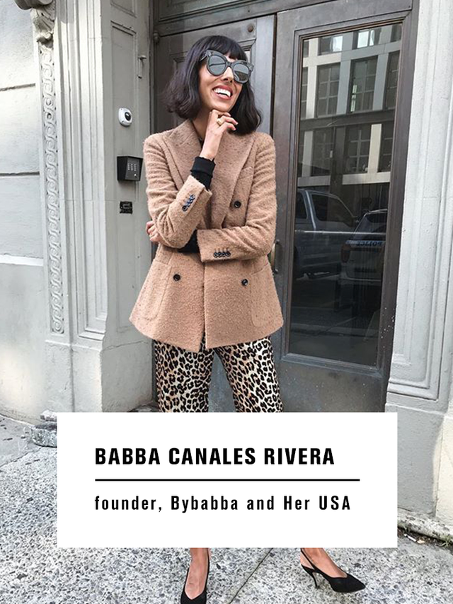Babba Canales Fall Shopping Picks