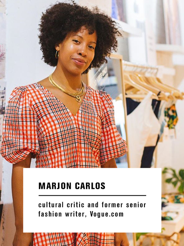 Marjon Carlos Fall Shopping Picks