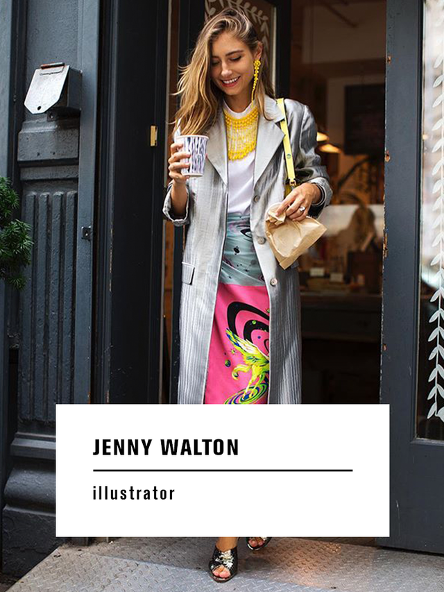 Jenny Walton Fall Shopping Picks