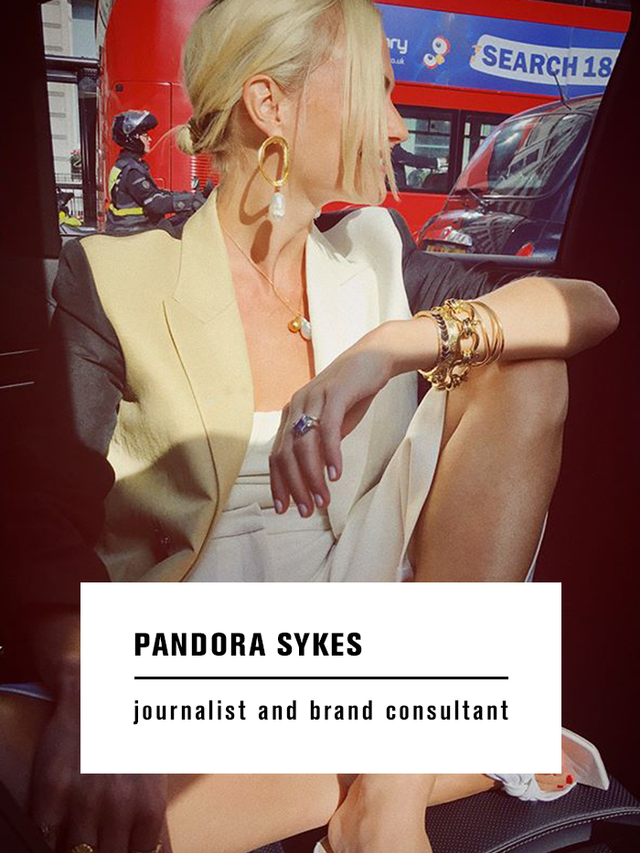 Pandora Sykes Fall Shopping Picks