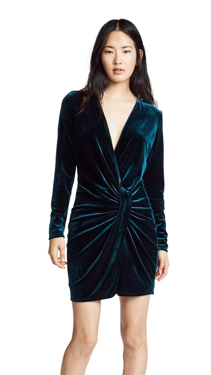 270c22705 The 20 Velvet Holiday Dresses We're Already Buying | Who What Wear
