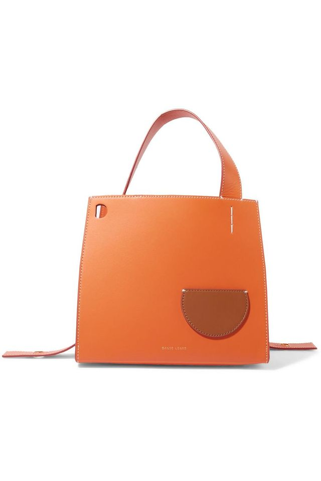 Margot Leather Tote