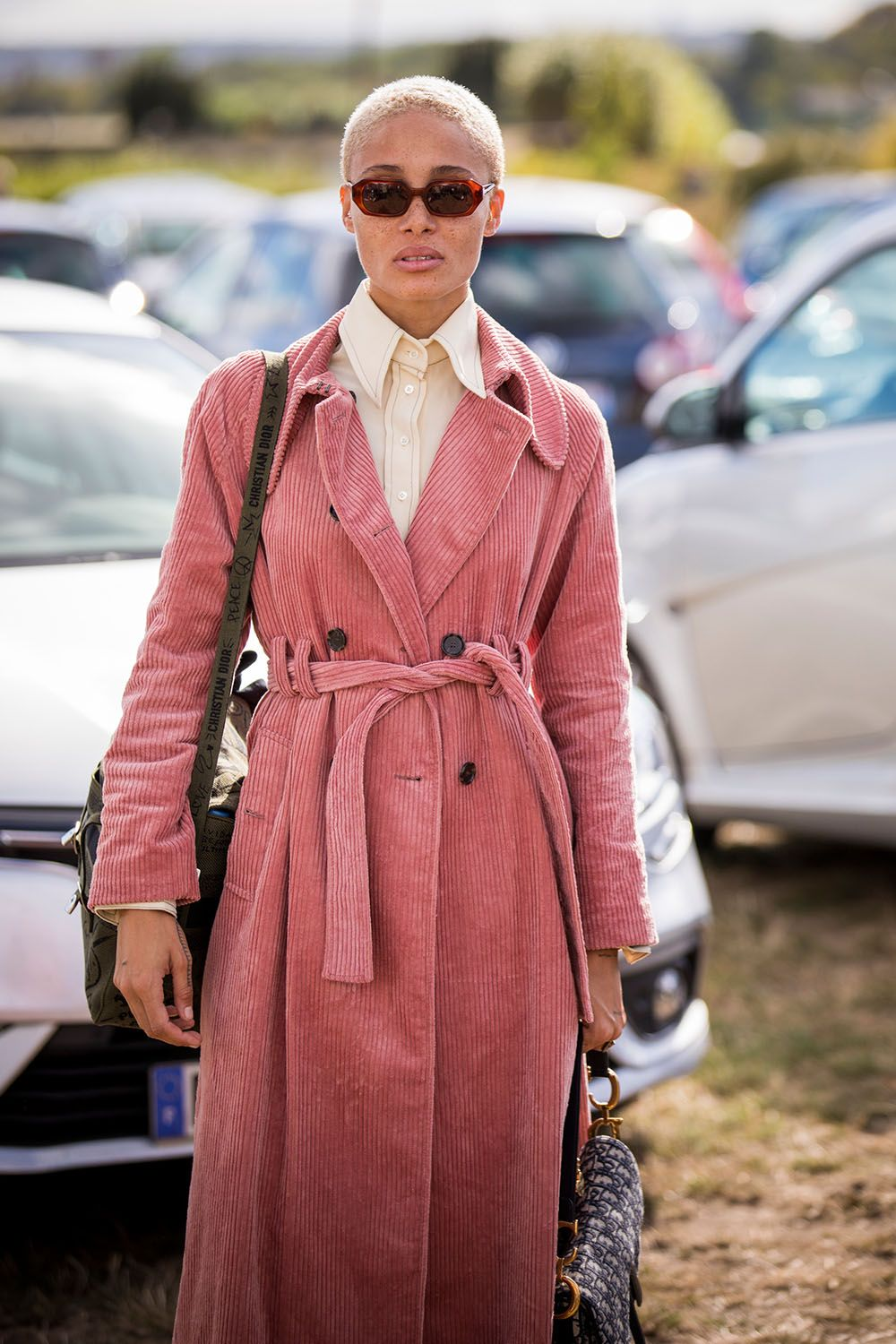 18 Pink Coats Our Fashion Team Would Happily Wear in an Instant