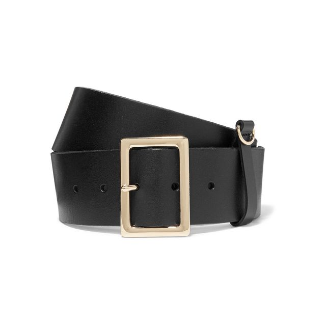 Frame Leather Belt