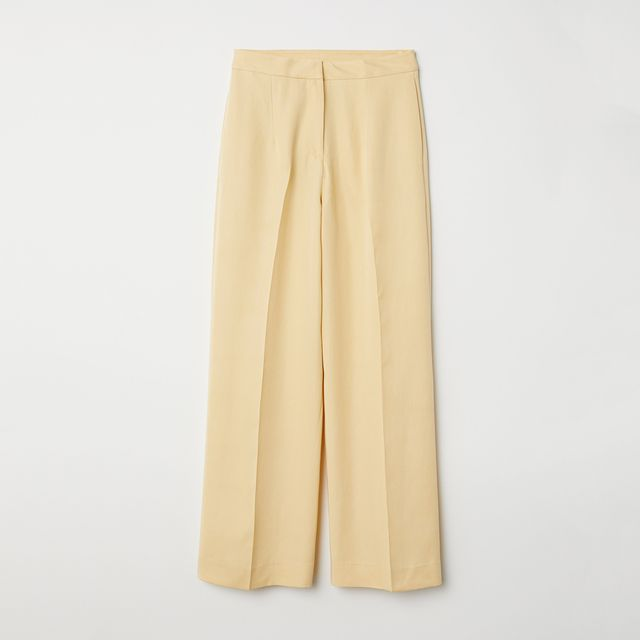 H&M Lyocell-Blend Trousers