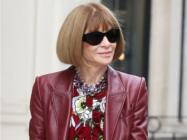 """Anna Wintour Says This Trend Has """"Simply Gone Out the Window"""""""