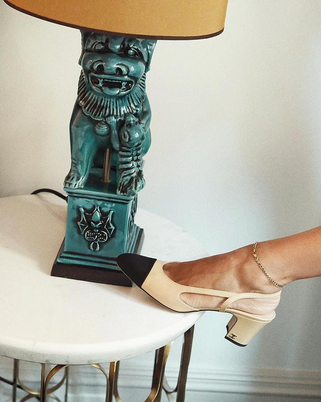 The best office shoes: block heel
