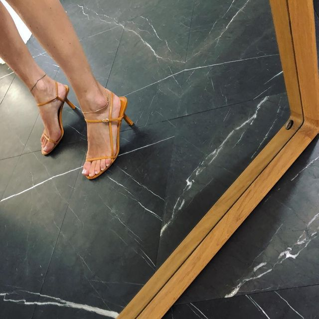 The best office shoes: moderate heel height