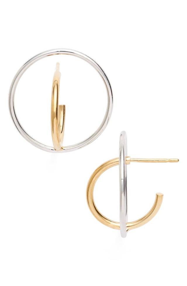 Saturne Earrings