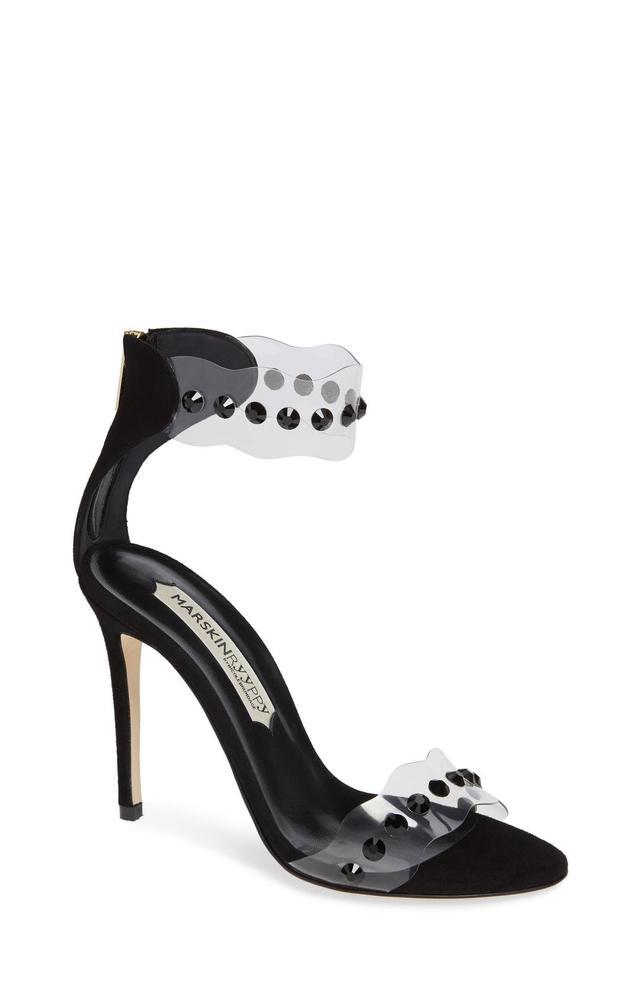 Pauwau Ankle Strap Sandals