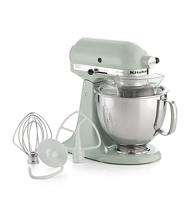® Artisan Pistachio Stand Mixer - Crate and Barrel