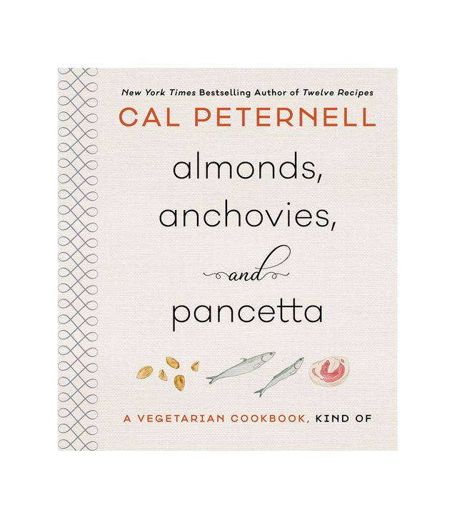 Cal Peternell Almonds, Anchovies, and Pancetta