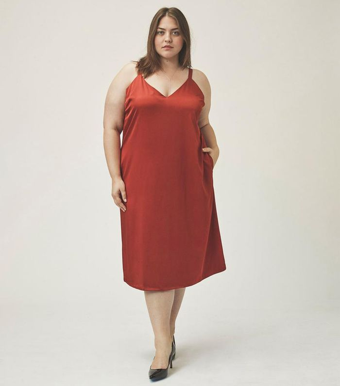 16 Plus-Size Holiday Dresses That are Too Good to Pass Up | Who What ...