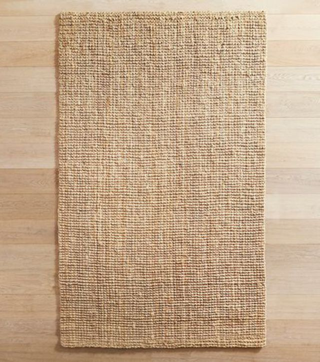 Popcorn Jute Collection Natural 8x10 Rug