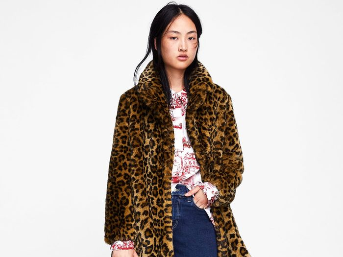 c5768633d313 20 Animal-Print Zara Pieces That Will Sell Out | Who What Wear