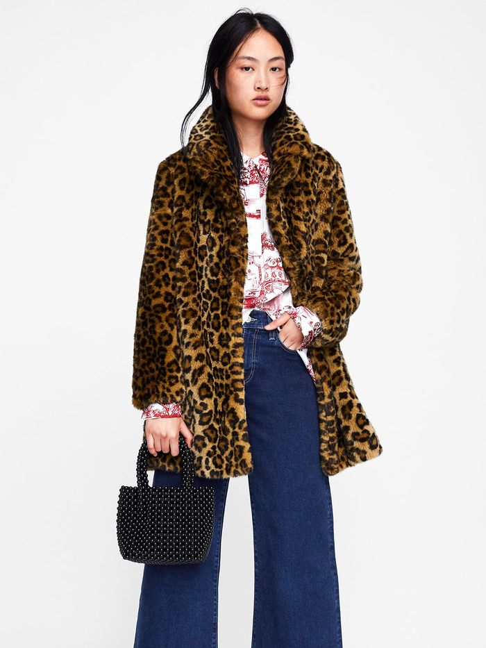 ec4a301bf420 20 Animal-Print Zara Pieces That Will Sell Out | Who What Wear