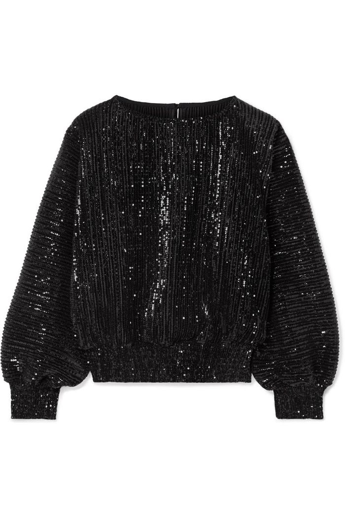 b028971789 21 Stylish Sequin Holiday Tops | Who What Wear