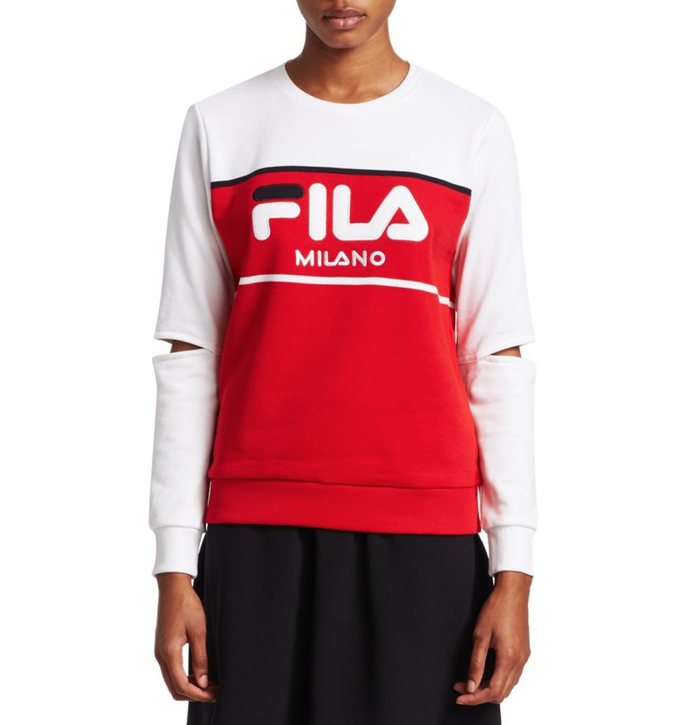 8f2ee30a39 See the Fila Summer 2019 Runway Show   Who What Wear