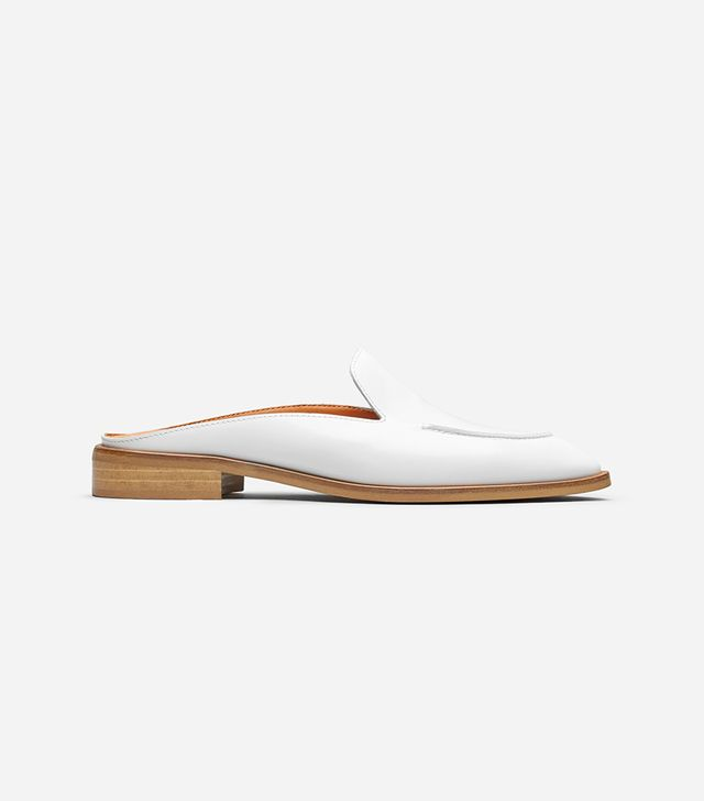 The Modern Loafer Mules