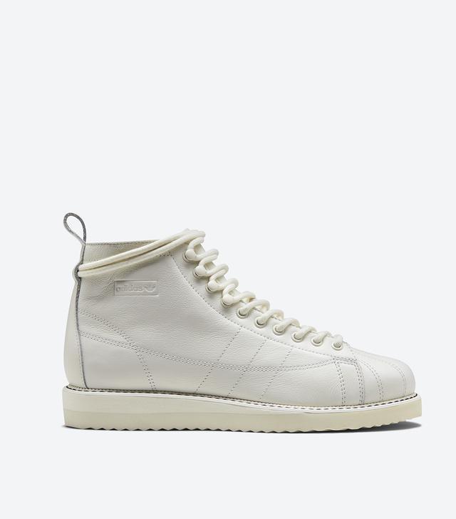 Adidas Superstar Combat Boots