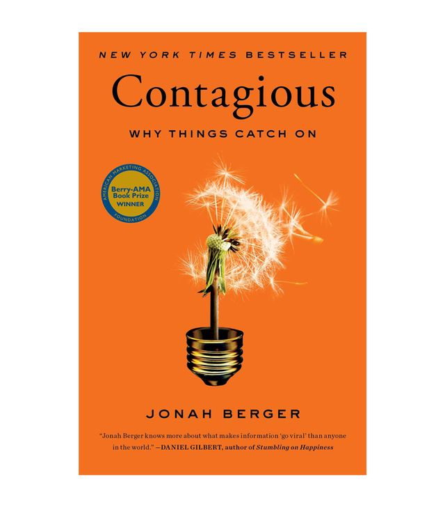 Jonah Berger Contagious