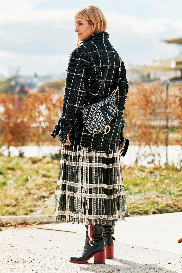 Paris Fashion Week Street Style October 2018