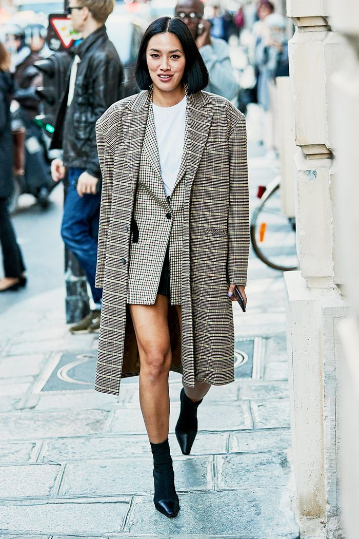 Paris Fashion Week Street Style October 2018
