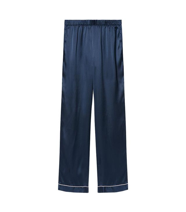 Intimissimi Silk Satin Pajama Pants