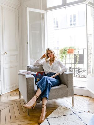 This French Outfit Is Crazy-Popular on Pinterest Every Day
