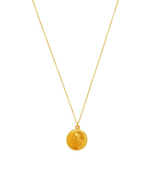 - The Enigmatic Extrovert Necklace - Womens - Gold