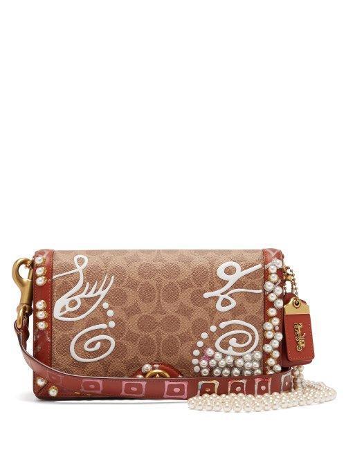 Coach x Riley Signature Bag